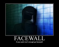 Facewall by KuroNoHato