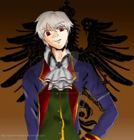 APHetalia - Prussia by Kath-the-shadow
