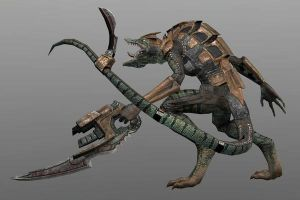 Reptile Scout by RedHeretic