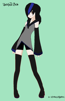 Vocaloid me by Blazelover600