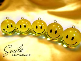 Smile Like You Mean It by s-m-i-l-e