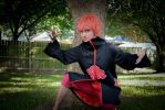 Sasori Cosplay 2 by MadamSylph