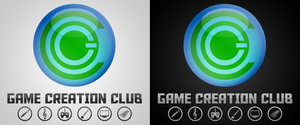 Game Creation Club Logo by NerdySimmer