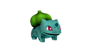 001 Bulbasaur by bogeymankurt