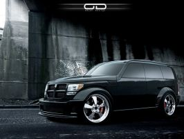 Dodge Nitro by odyar