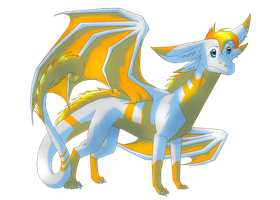 Dragon Adoptable 1 CLOSED by Urnam-BOT