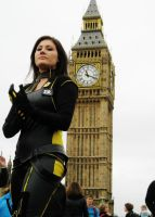 Miranda Lawson Takes Back London by IXISerenityIXI