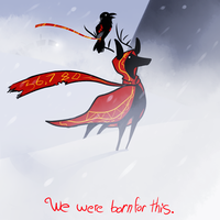 Born for This by Wolfy-T