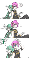 Mikuo and Luki by TokieMelodies
