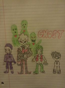 DP:Ghost by YumiStar