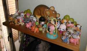 My litlet pet shop collection by Moskita