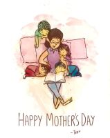 Happy Mother's Day by yebkamin