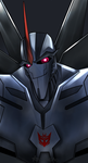 Starscream TFP by ANDREAc