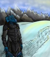 January Dragonborn by Cheesedemon88