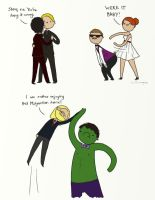 .Avengers Prom. by bababug