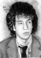 Albert Hammond, Jr. by SarahPancakes75