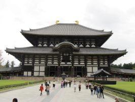 Todaiji by archangelselect