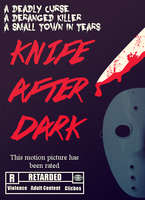 Knife After Dark by thechosenone12