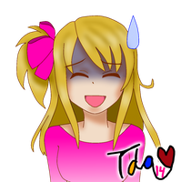 Lucy Heartfilia by TheDrawingQueen14