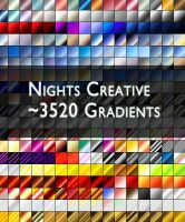 NCreative 3520 PS Gradients by NightsCreative