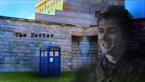 The Doctor 'wallpaper' by Darianella