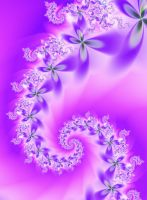 Fractal Flower for you by pennys-designs