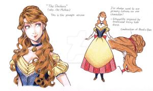 The Duchess by CrystalMoola