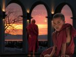Tibetan Tranquillity by solkee
