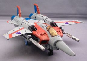G1 TFA Starscream Jet by Shinobitron