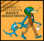 Happy Halloweeen SOM by SMUKY