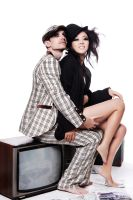 Magazine Style Shoot  - TV by PeterKoevari