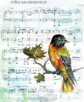 Song Bird by Kyla-Nichole