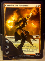 Extended Chandra the Firebrand by diemwing