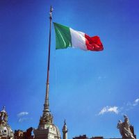 Italian flag by 00Petrix00