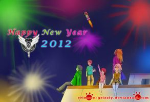 CR - HAPPY NEW YEAR 2012 by crimson-grizzly