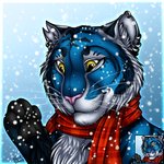 Switchback - Winter Icon Commish by kcravenyote
