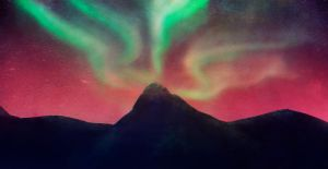Northern Lights by Misspingu
