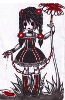 The Bloody Doll by Diesy