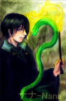 Tom Marvolo Riddle by dontcallmenymphadora