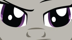 Glaring Octavia Wallpaper by EvilDocterMcBob
