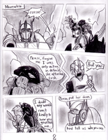 The Mega Crossover of Awesome Page 8 by warahi