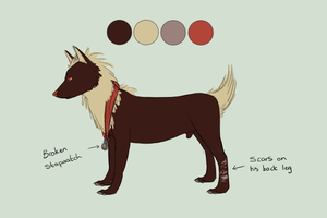 Zephyr Reference by LauraBev
