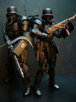 Kerberos duo 02 by twohand