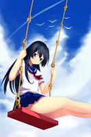 Heaven Swing by LenArc