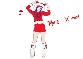 Late Merry Xmas  WIP by R64-art