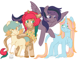 // CMC Kids 2.0 // by Gachapuns