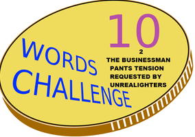 Chapter 2 The Businessman Pants Tension by ProjectChained