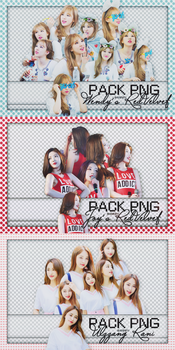 300616 [TAKING REQUEST] Pack PNGs Wendy, Joy, Rani by ANNRV