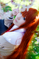 Steins Gate: Makise Kurisu 01 by Chusuke