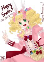 Happy Easter!: Lizzie by babyb345